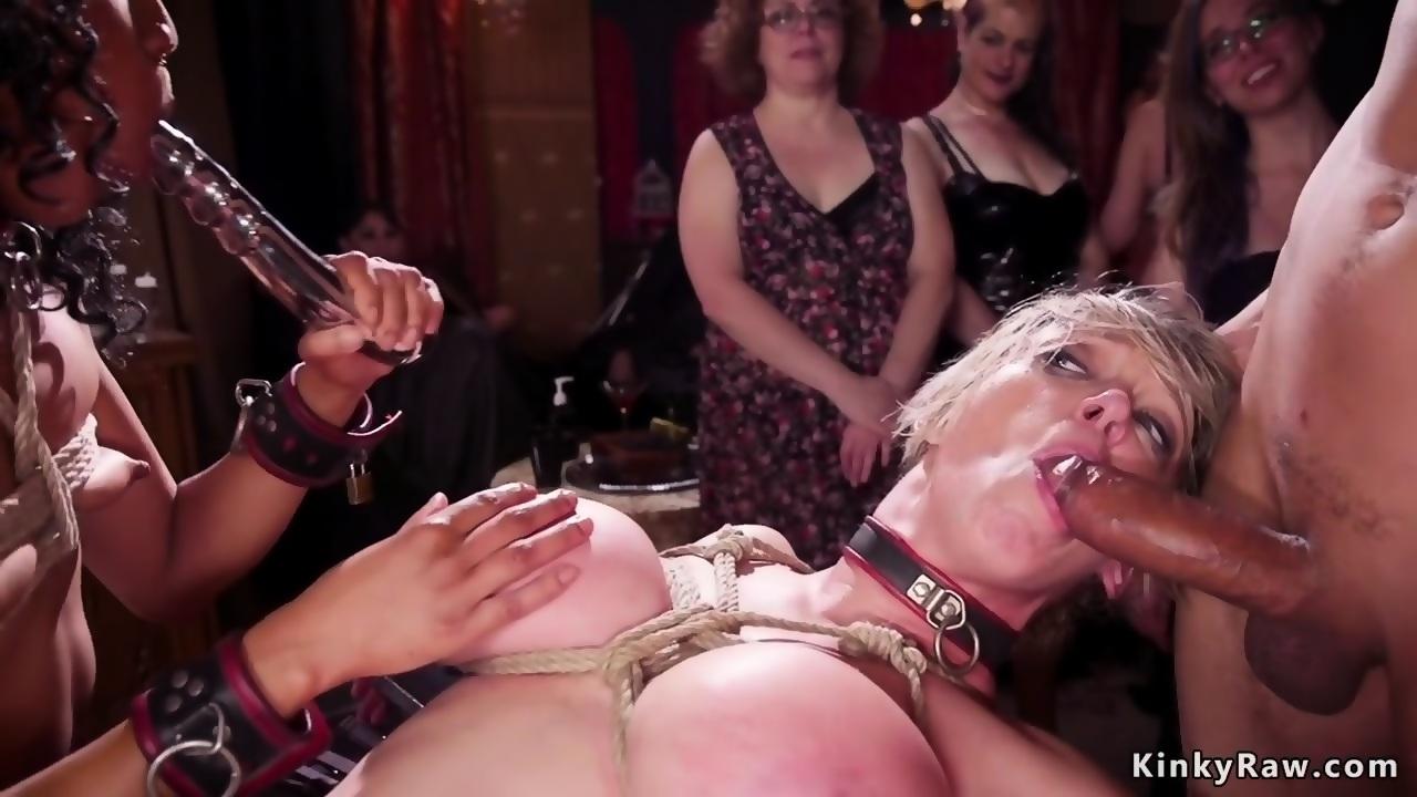 Big Tit Milf Swingers Orgy