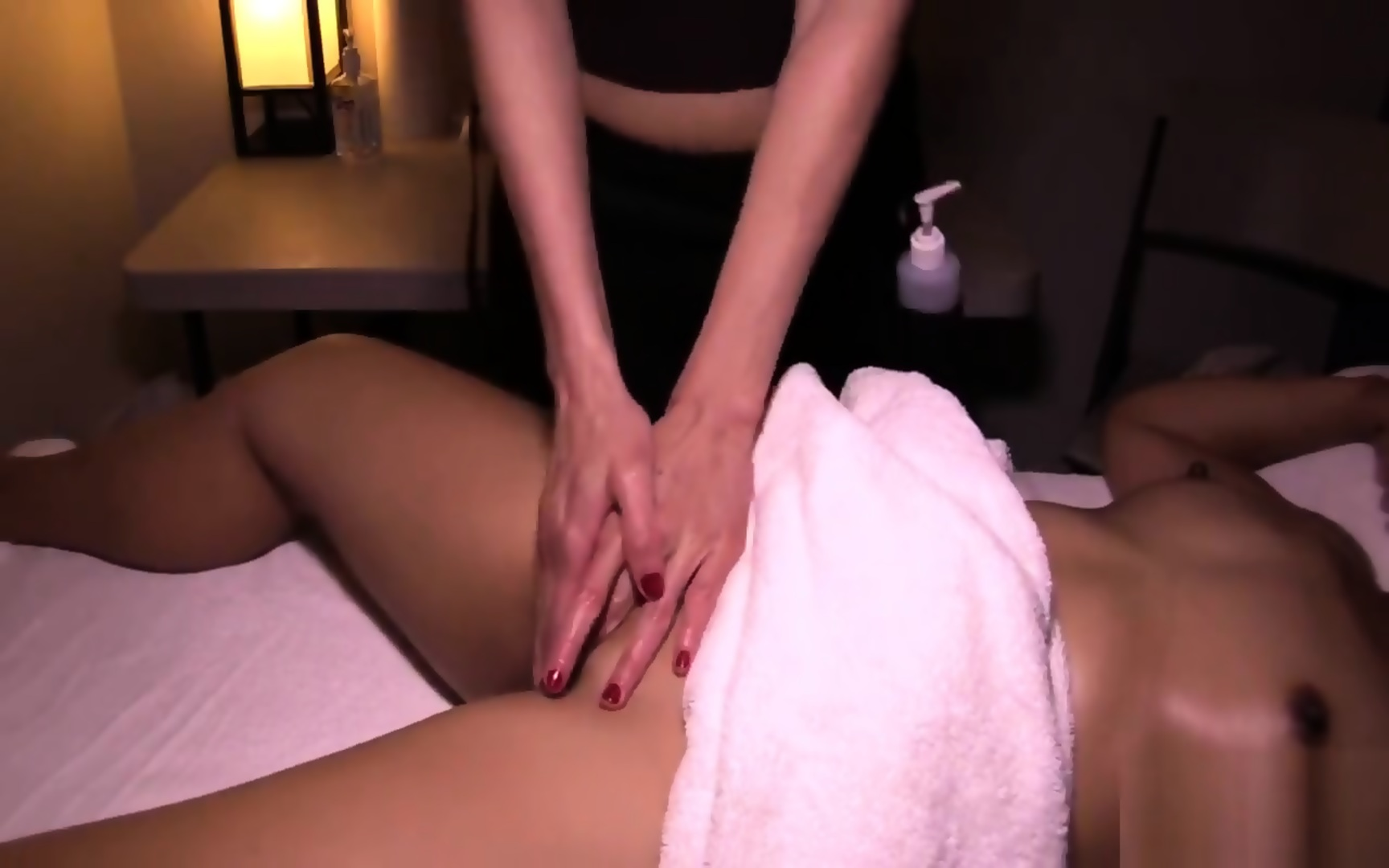 Hidden Massage Room Cam