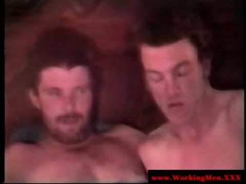 Hairy Gaystraight Bikers Sucking Dick