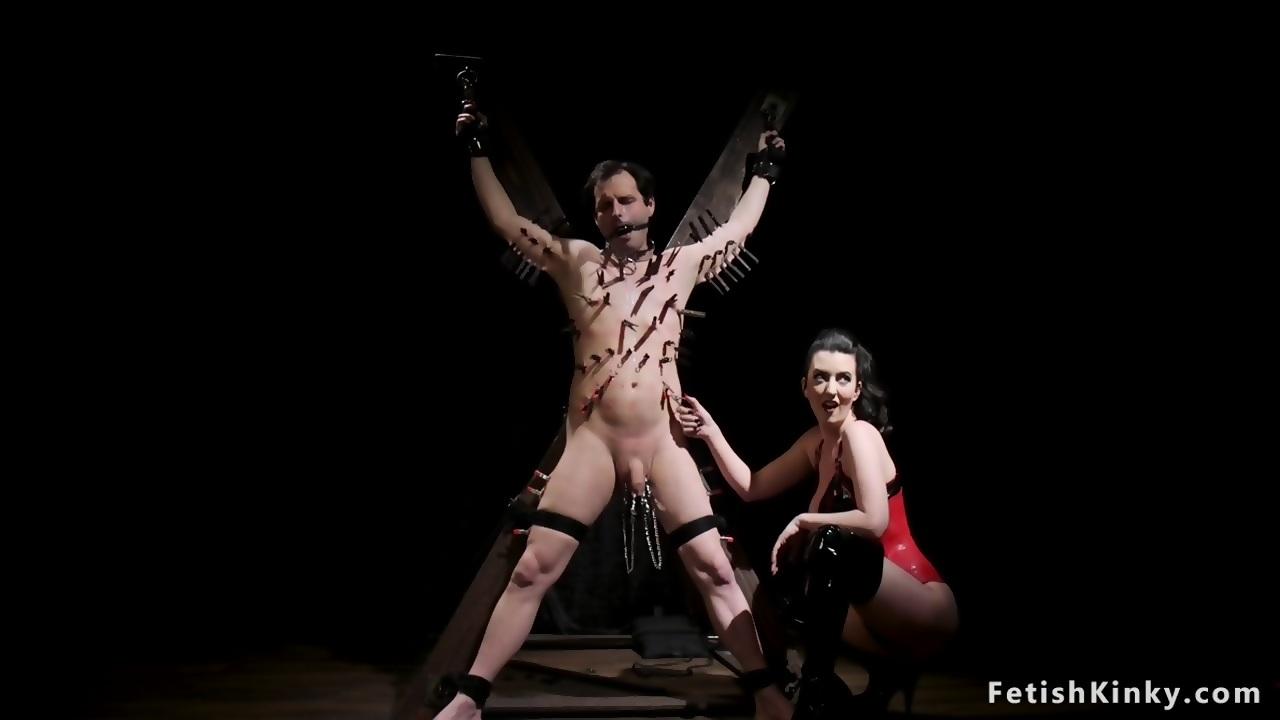 Male salve bondage pictures