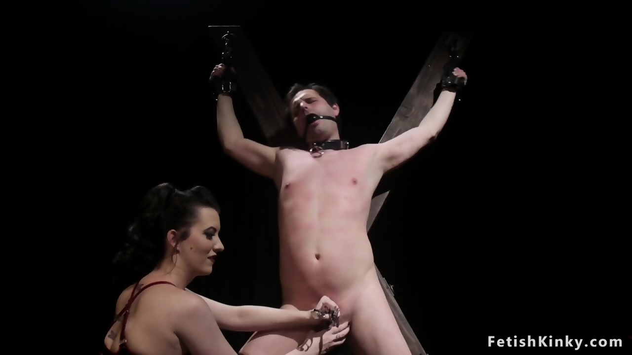 Femdom Bondage Porn