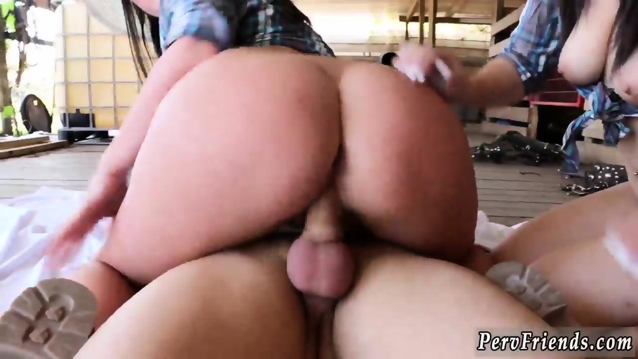 Tiffany Rayne Anal Threesome