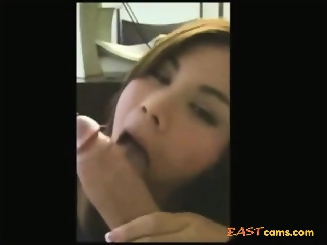 Tiny Asian Teen Monster Cock