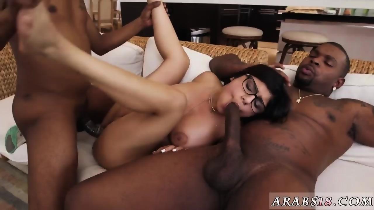 Big Tits Work Threesome