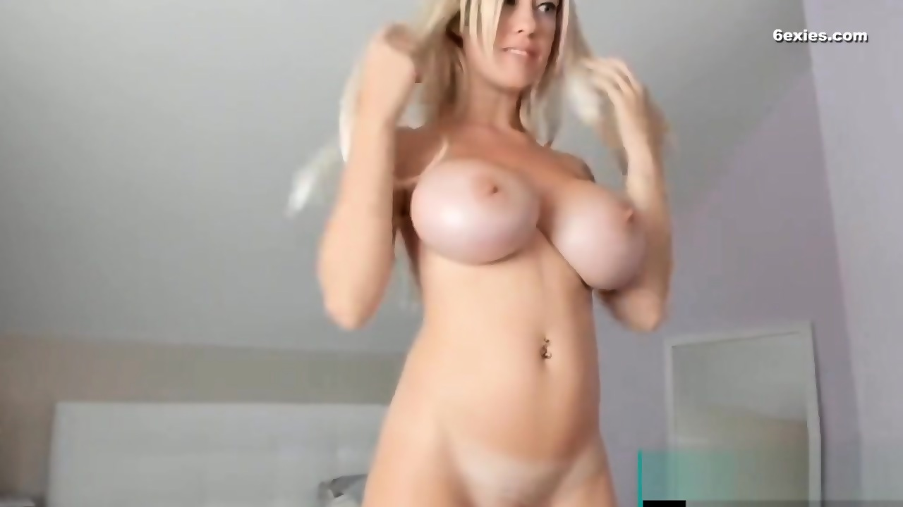 Big Round Natural Boobs