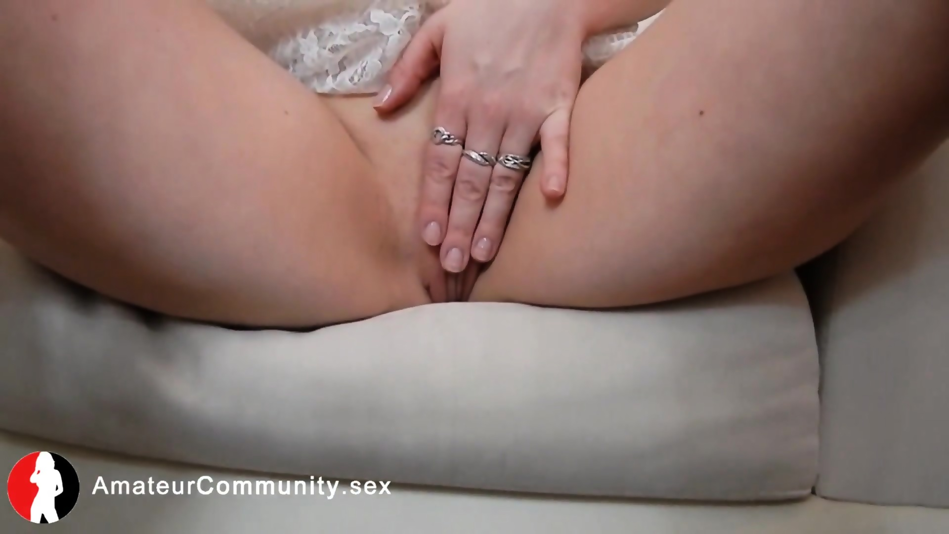 Guy Fingering Ass Pussy