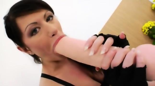 Granny bbc anal tube