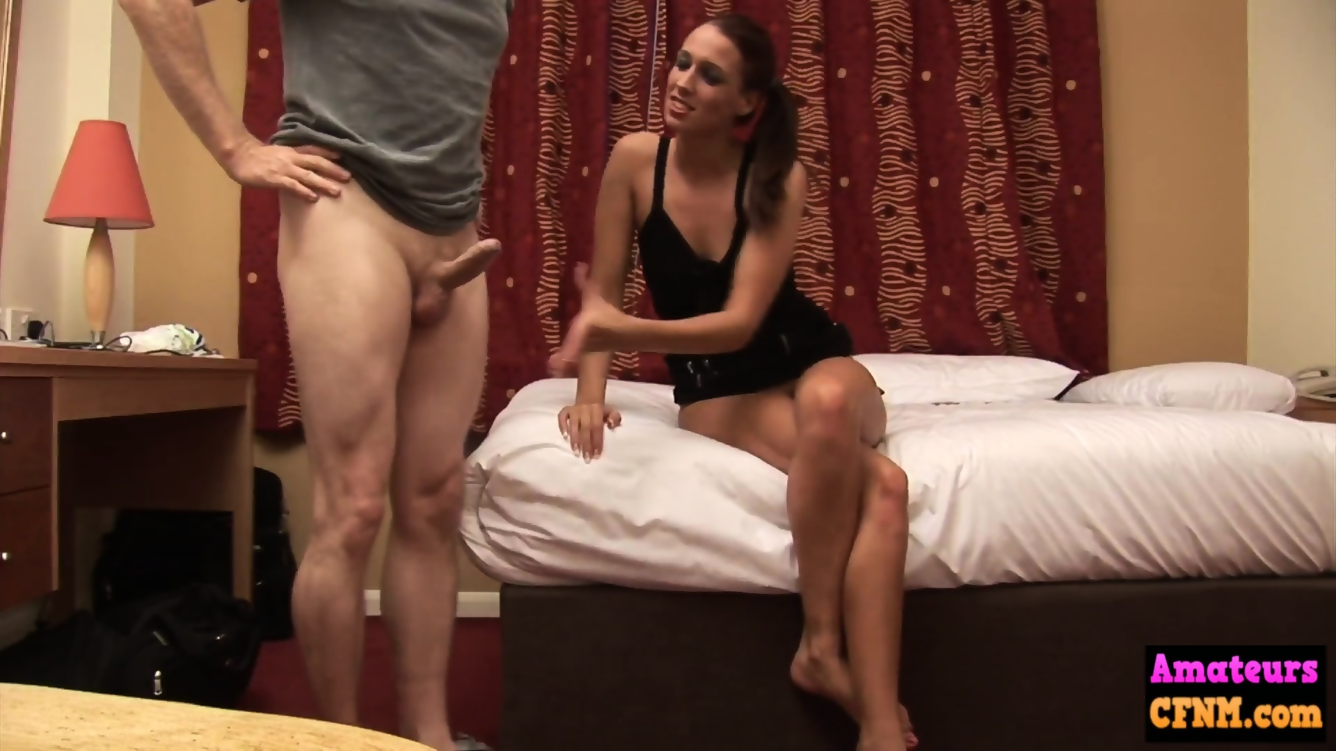 College roommates shave their cocks
