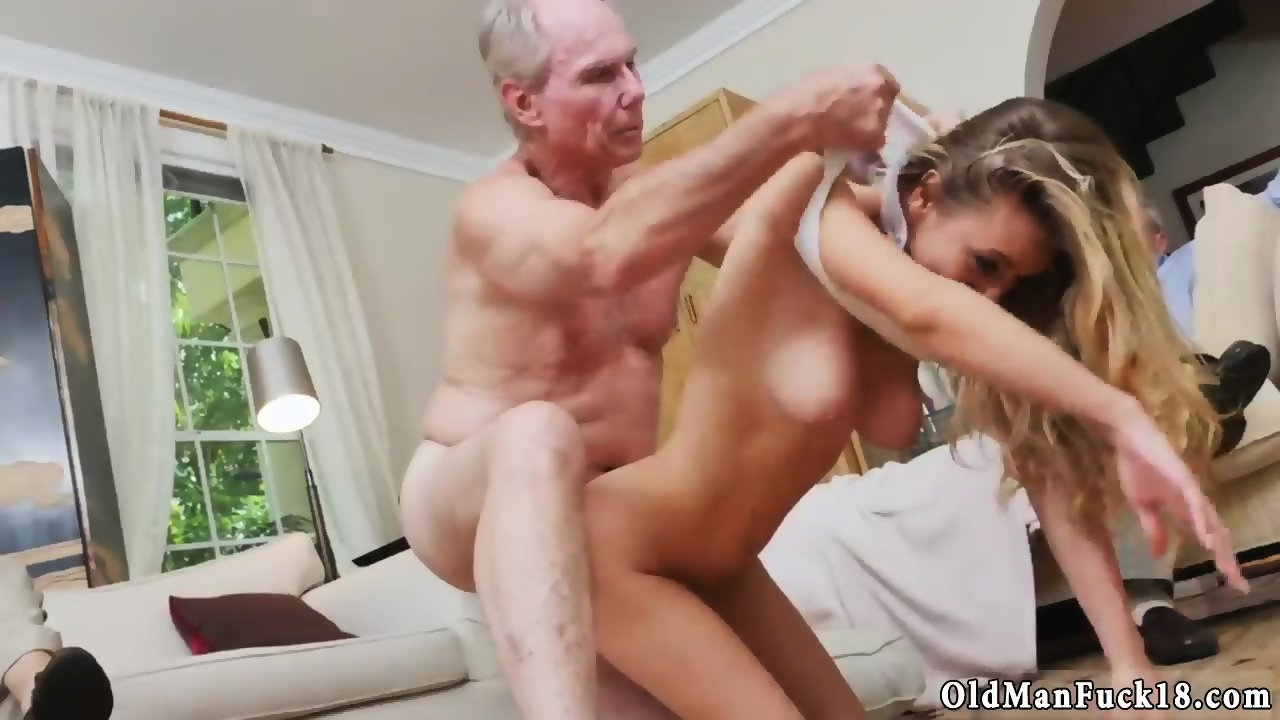 Young Slave Girl Old Man