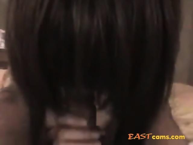 Asiatisch Amateur Blowjob Cumshot