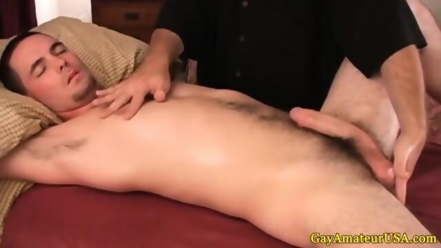 Gaystraight Jock Ass Fingered