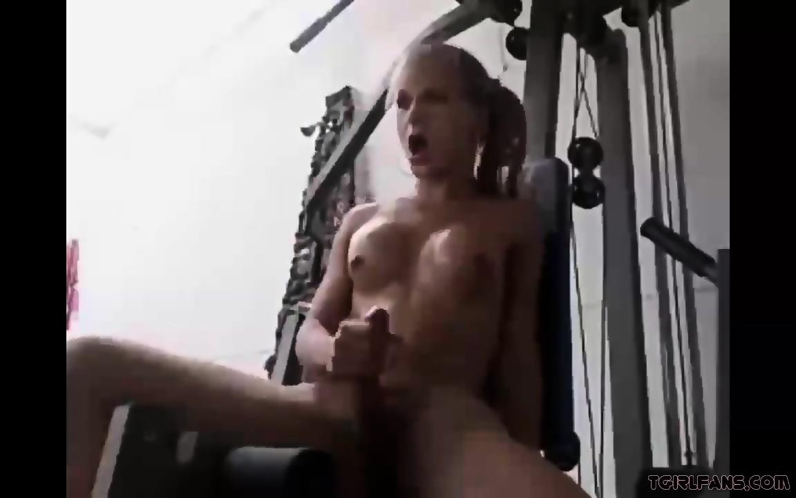 Slow Motion Huge Cumshot