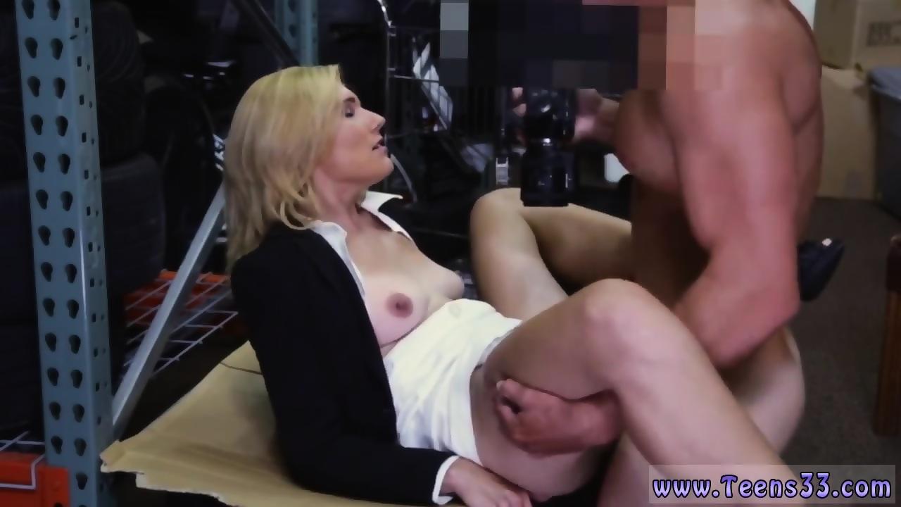 Blonde Girl Big Tits Fucked