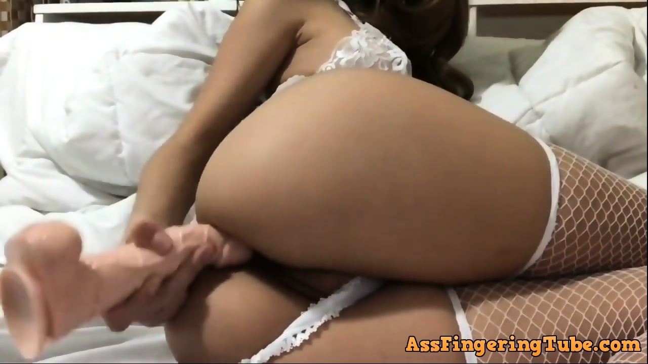 Double Ended Dildo Anal
