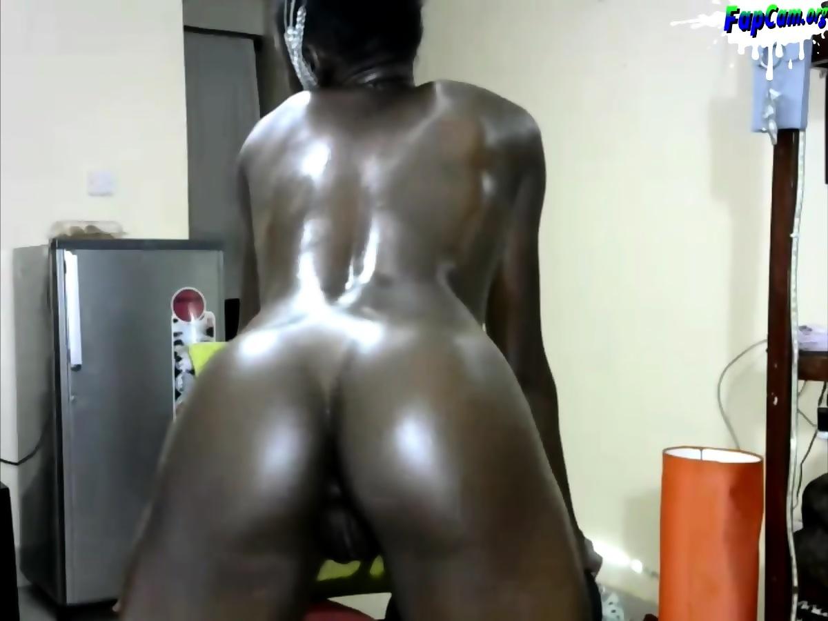 Hot Ebony Teen Sarah Banks