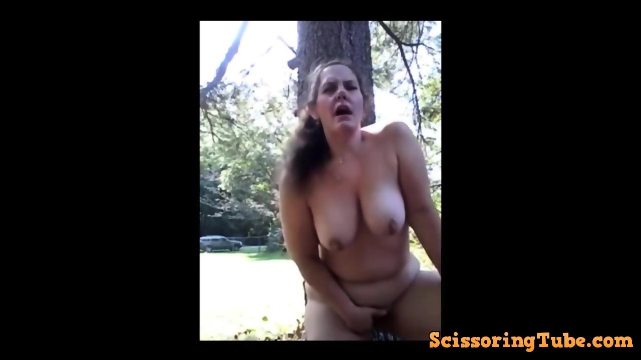 Masturbation Im Park
