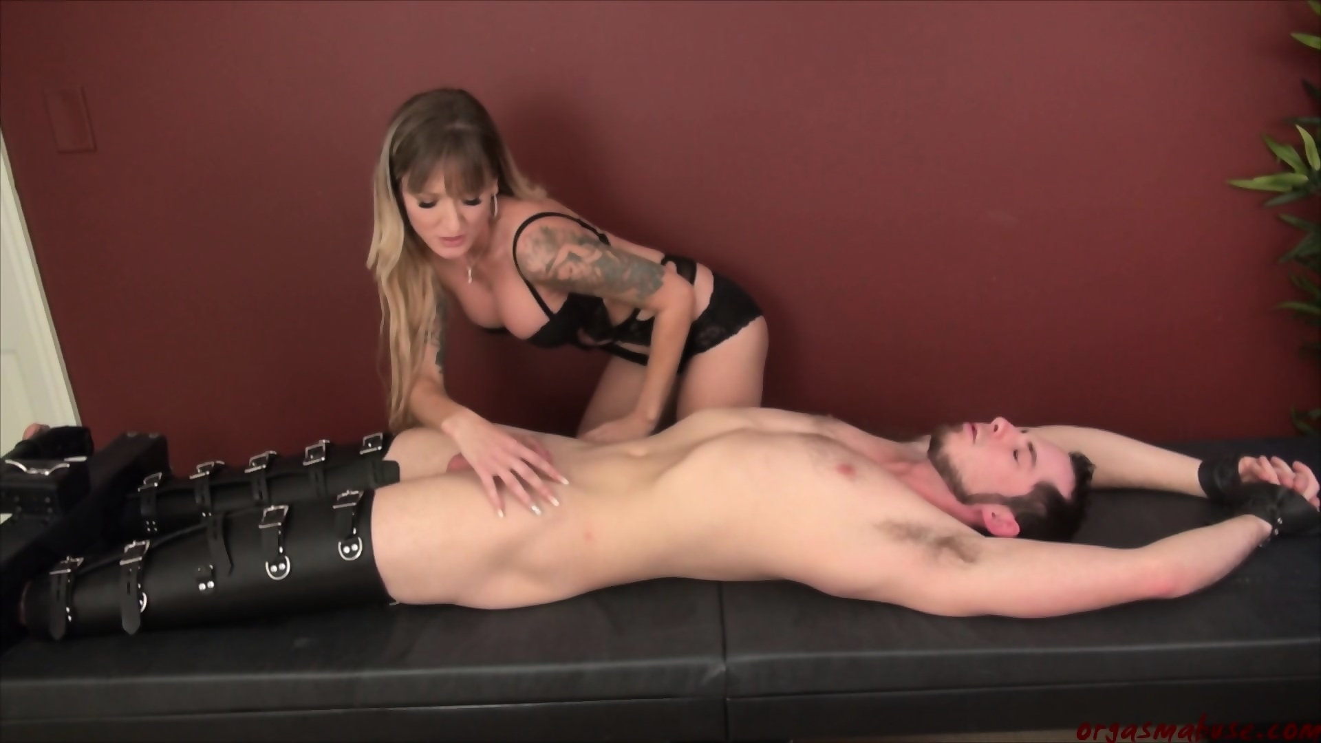 Magnificent phrase tied handjob husband casually come
