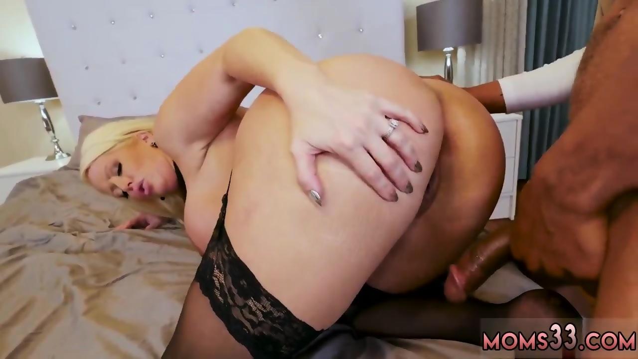 Amateur Milf Takes Huge Cock