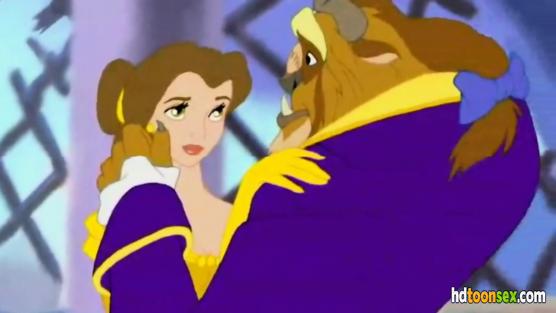 The beauty xxx and beast Beauty and