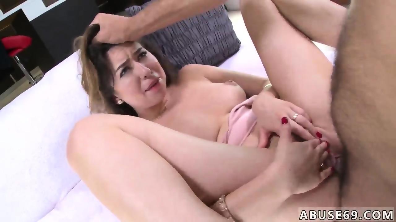 Ebony Milf Anal Masturbation