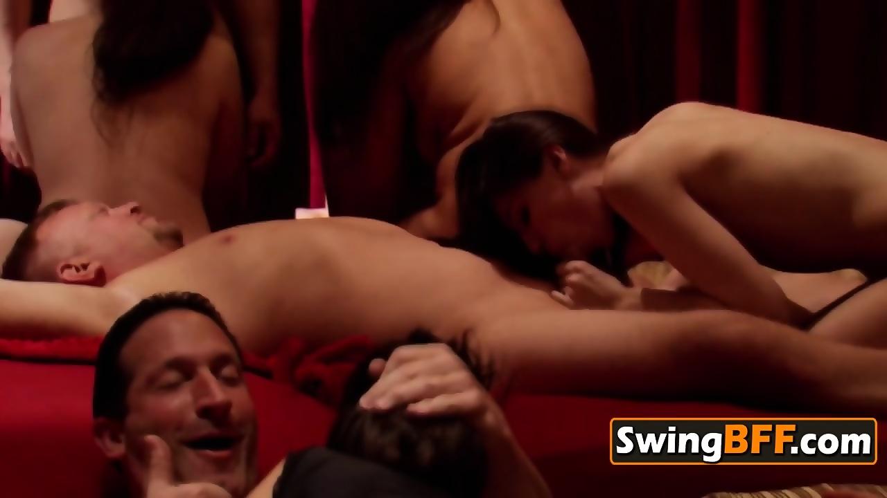 swingers Playboy mansion