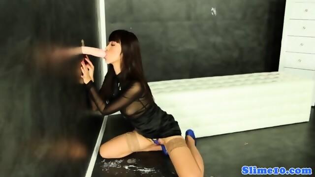 Sluts bang by huge cock