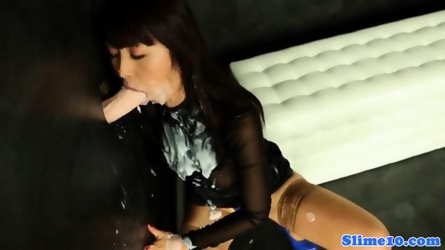 Marica Hase Bukkake Ful