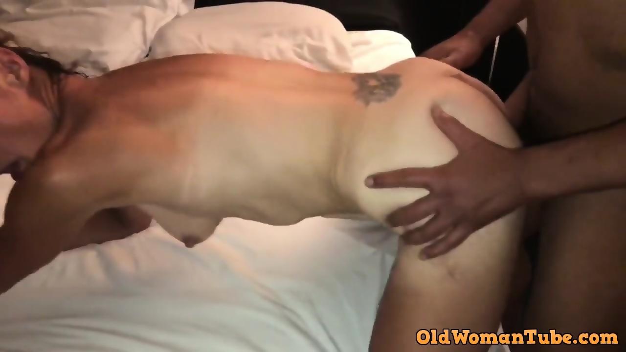 Drunk interracial porn