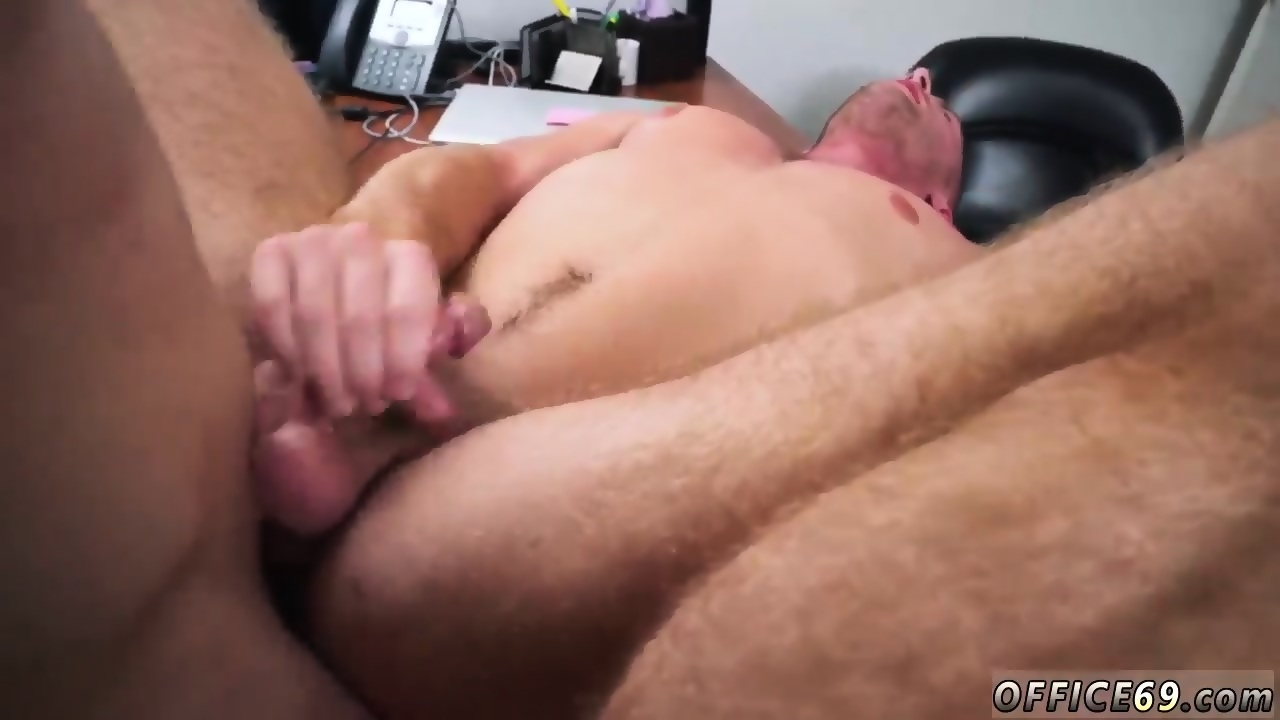 anal Straight guy first
