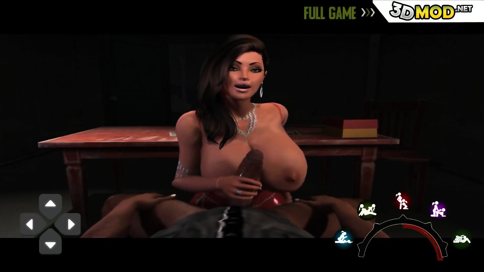 3d hentai game nidalee Nidalee 3D