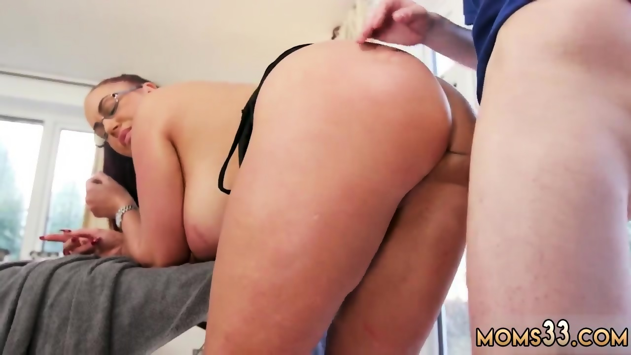 Panty Sniffing Step Mom