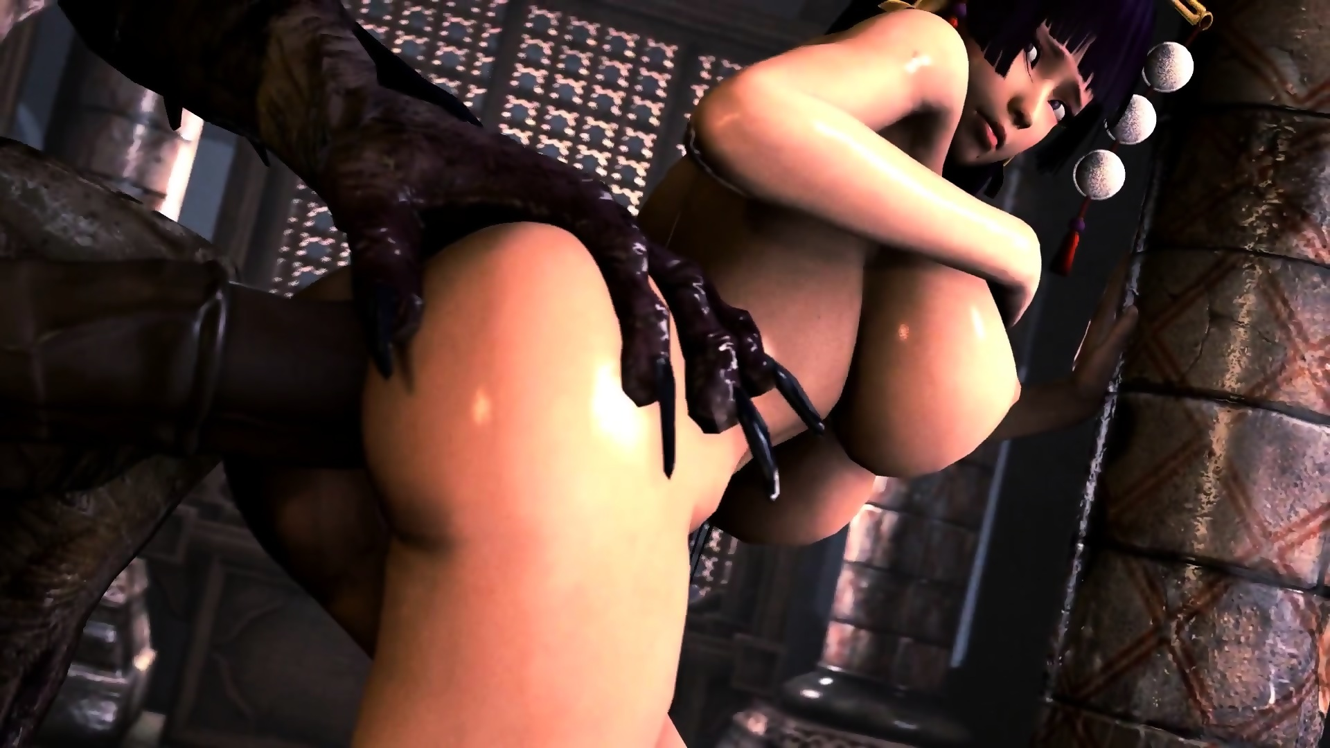 3D Hentai Video hmv sfm 3d ellie quickie hentai video hardcore