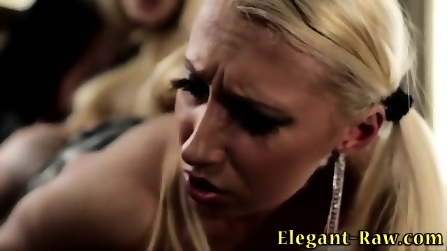 JANINE: Classy lesbian fun