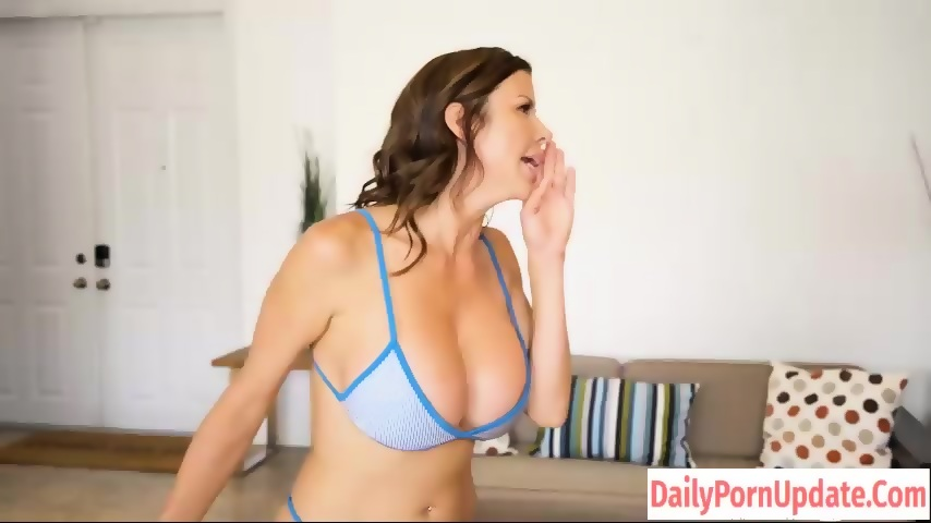 Milf Mom Fucks Step Son