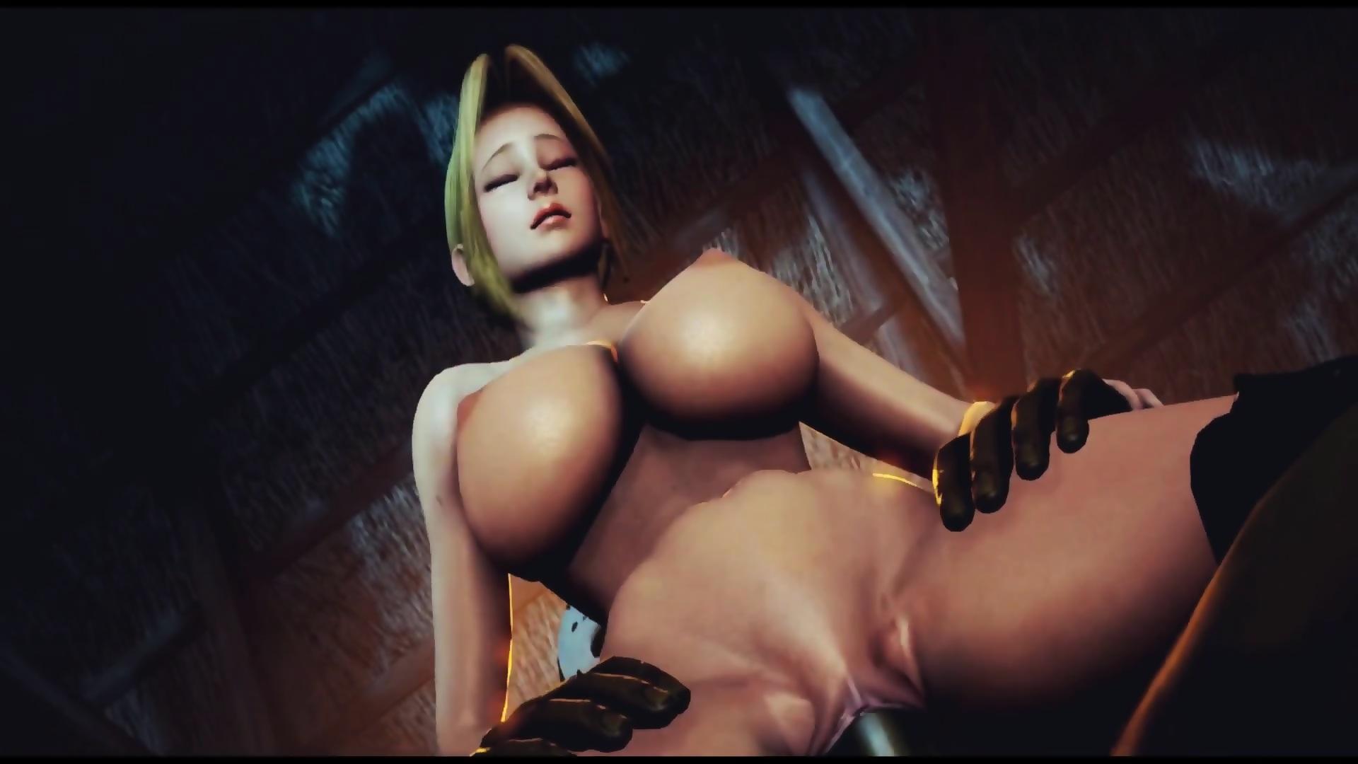 3D Monster Gangbang luminamonster gangbang (3d sex) (2)