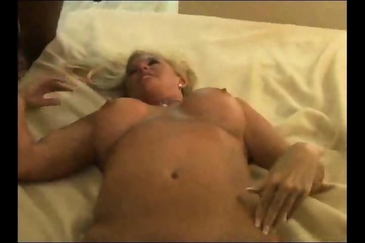 Big Titty Blonde Creampie