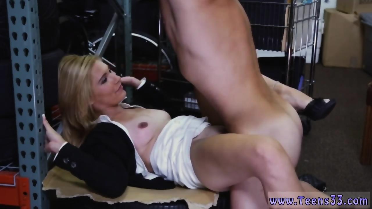 Big Tits Big Ass Blonde Ffm