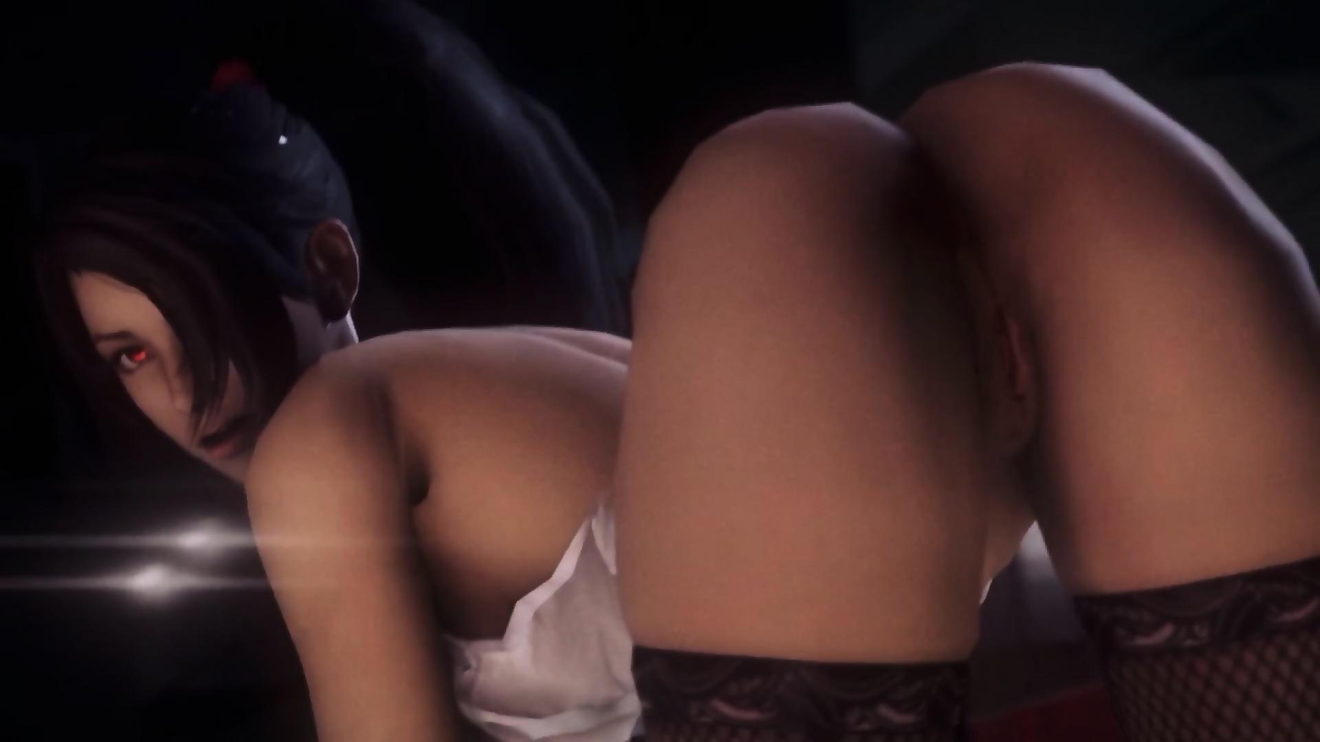 Ashley Graham Resident Evil Porn