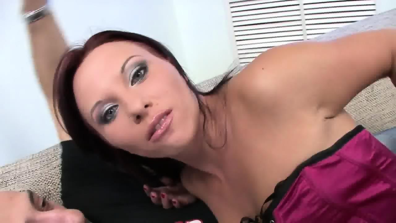 Horny nice female lick finger tits