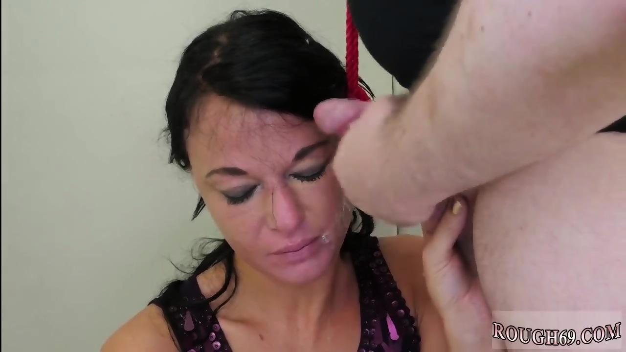 Thick Pussy Riding Dildo