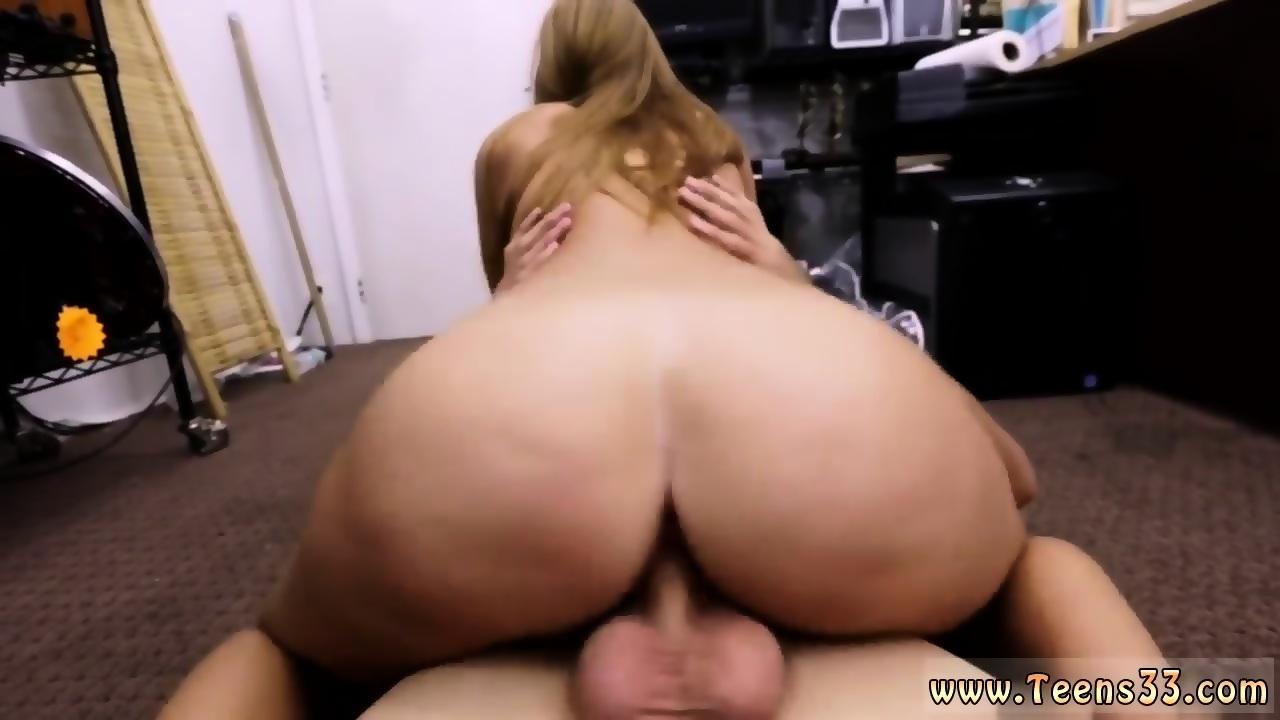 Big Tits Redhead Rides Dildo