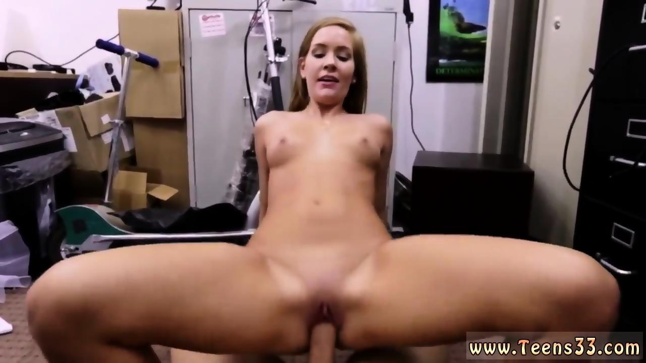 Redhead Big Tits Threesome