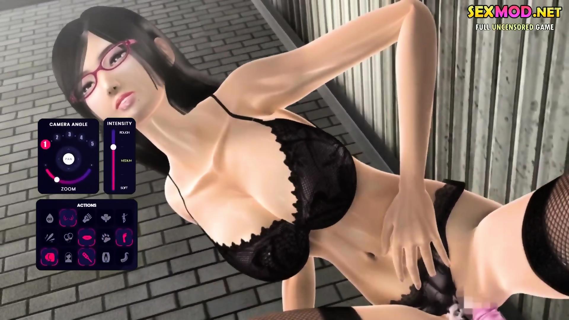 Horny Anime