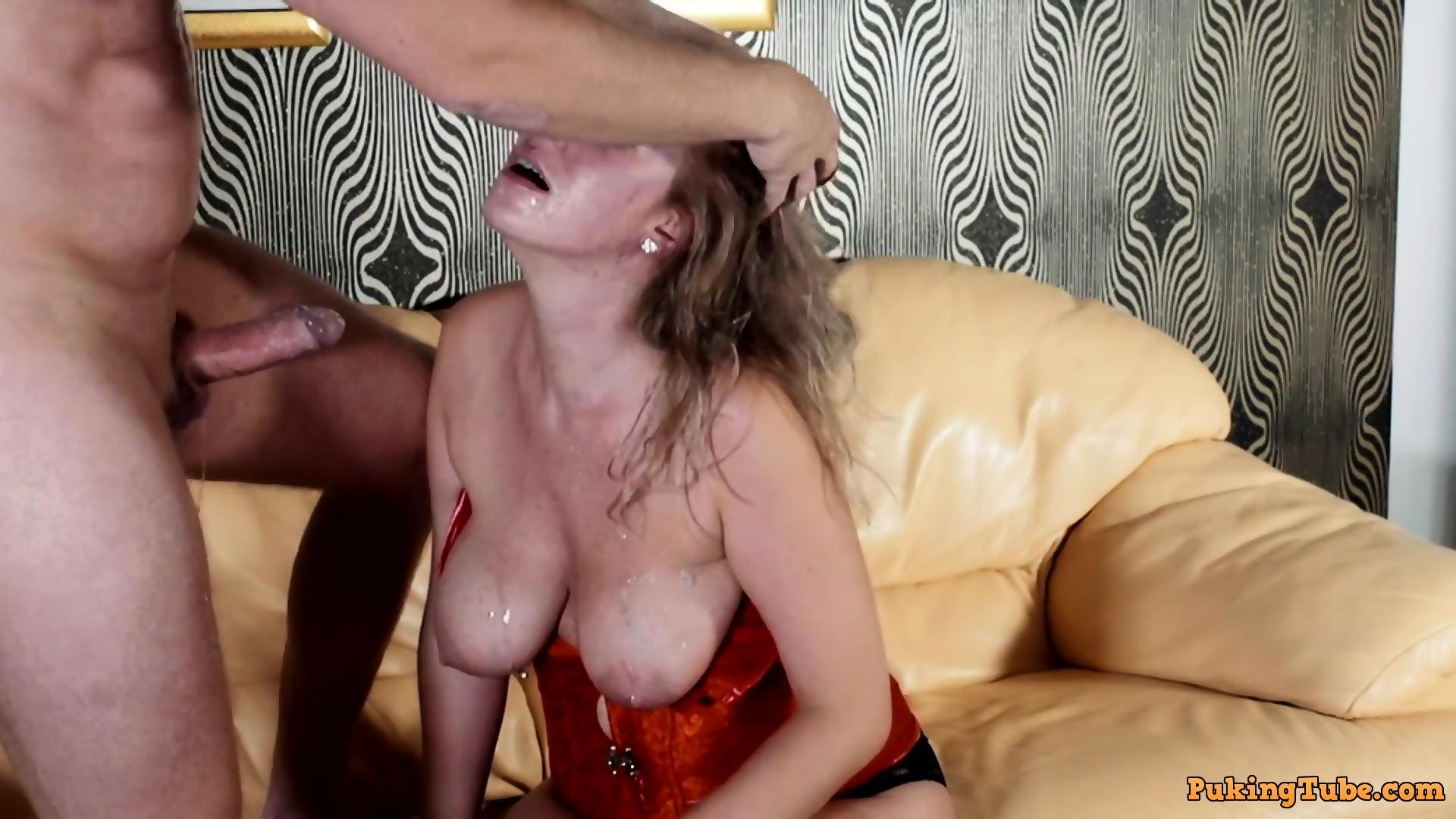 Porn clips Throat fuck next door trailers