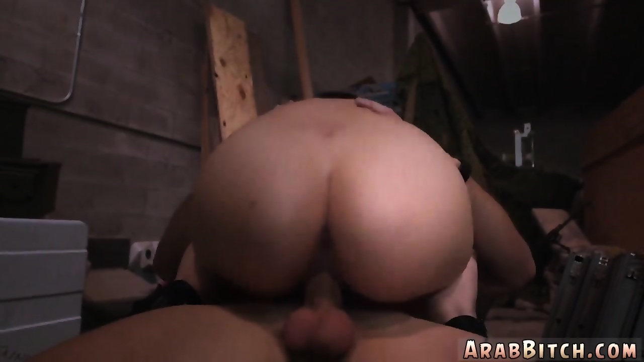 Tiny Teen Rides Big Dildo
