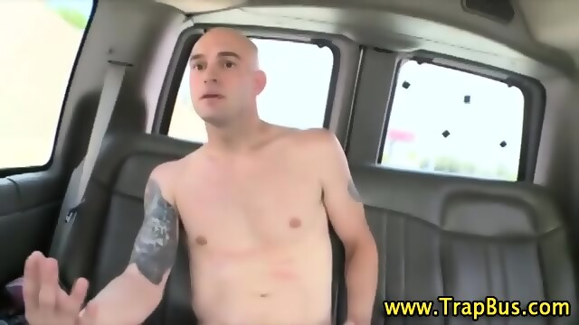 Amateur straighty hunk fucked