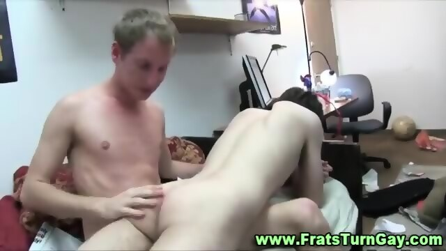 Amateur Pledges Made To Suck On Cocks