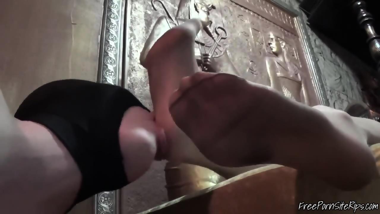 worship Mistress shoe