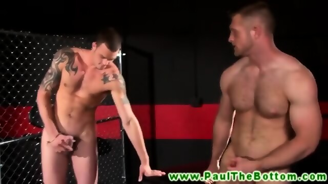 Solo gay shows his dick