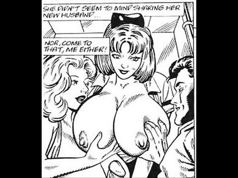 Tits Stewardesses with big